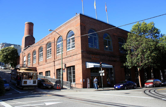 Cable Car Museum building