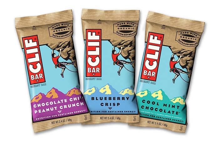Clif Organic Energy Bars