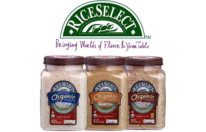 RiceSelect Organic Rice