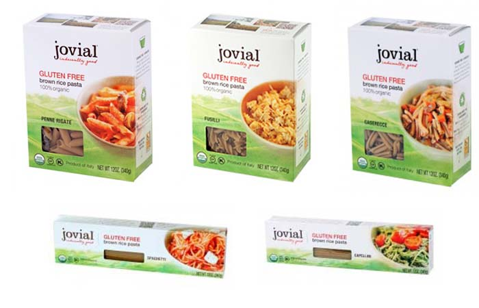 Jovial Organic Pasta