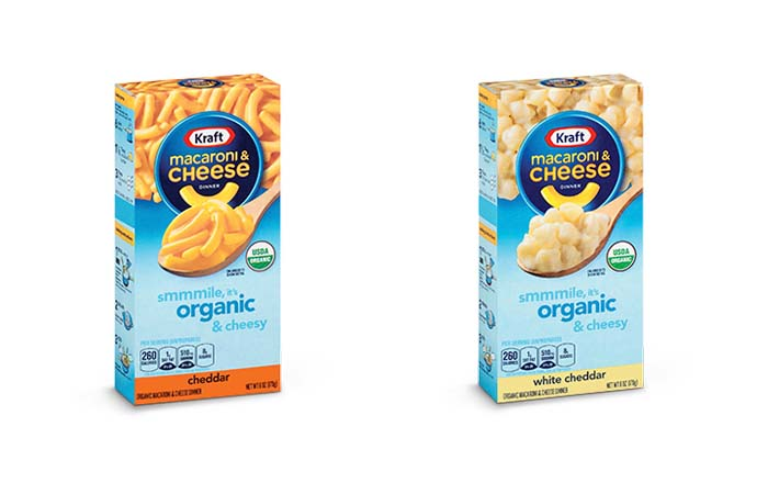 Kraft Organic Macaroni & Cheese