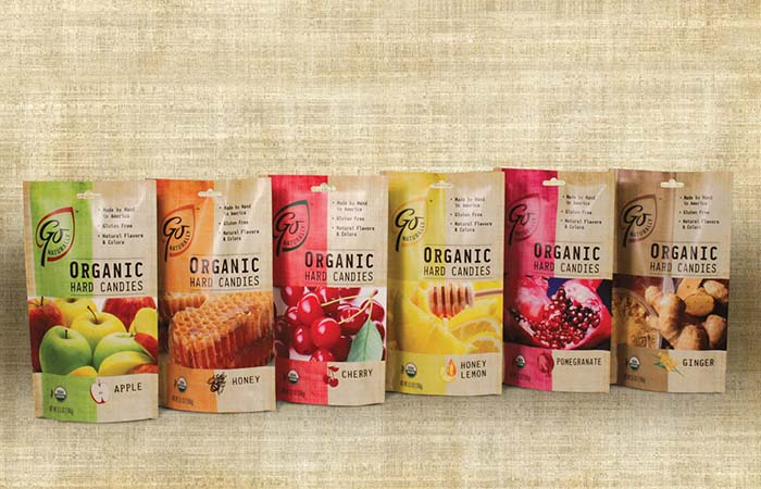 GoNaturally Organic Candy