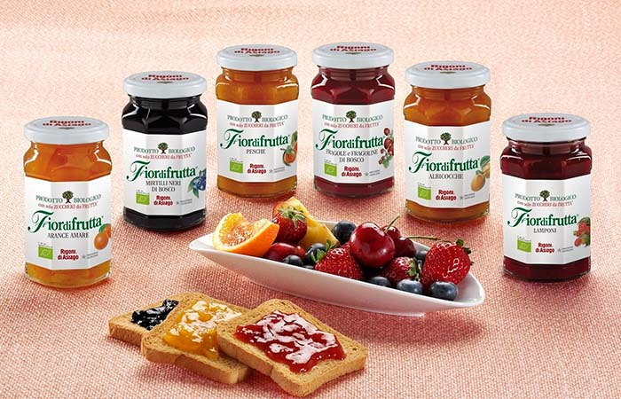 Rigoni di Asiago Organic Fruit Spread