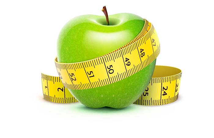 Green Apple measured