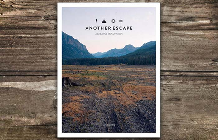 Another Escape Volum Two Book Cover