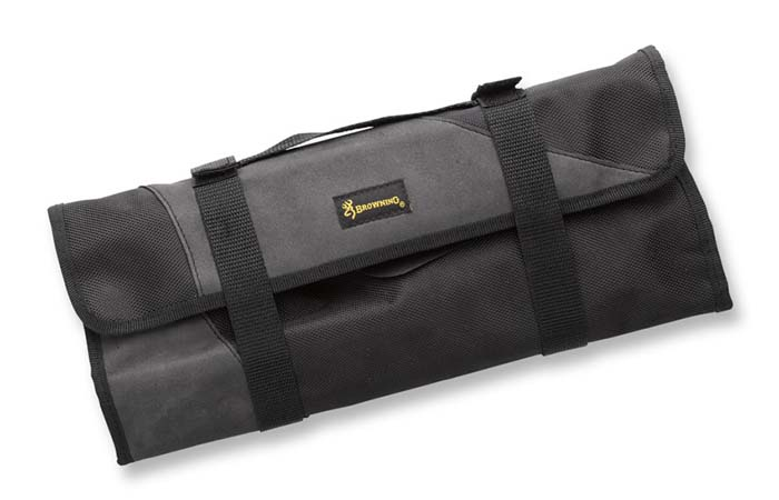 Black nylon case for Browning Butcher Kit