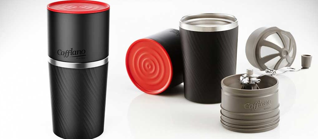 CAFFLANO PORTABLE COFFEE MAKER