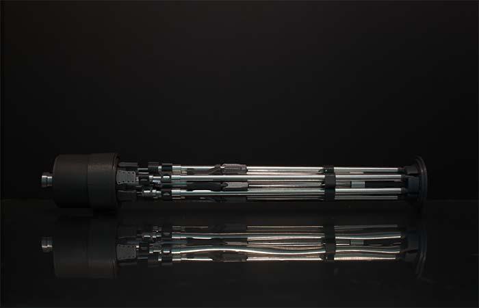 Cypress Umbrella Telescopic Architecture
