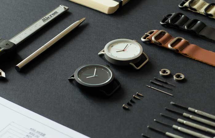 Divided by Zero watches - making of