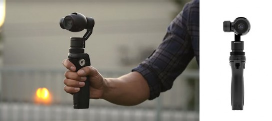DJI OSMO | MULTI-FUNCTIONAL SELFIE STICK