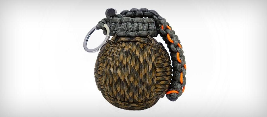 M 550 Pro Paracord Survival Grenade
