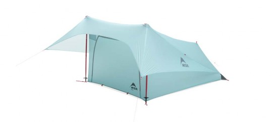 MSR Flylite | 2-Person Trekking Pole Tent