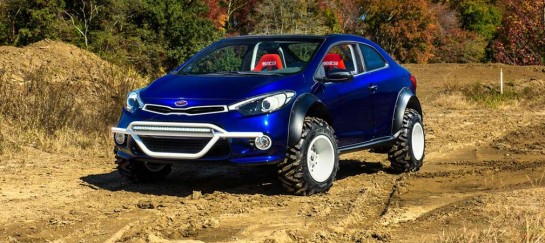 NEW MUD BOGGER | BY KIA