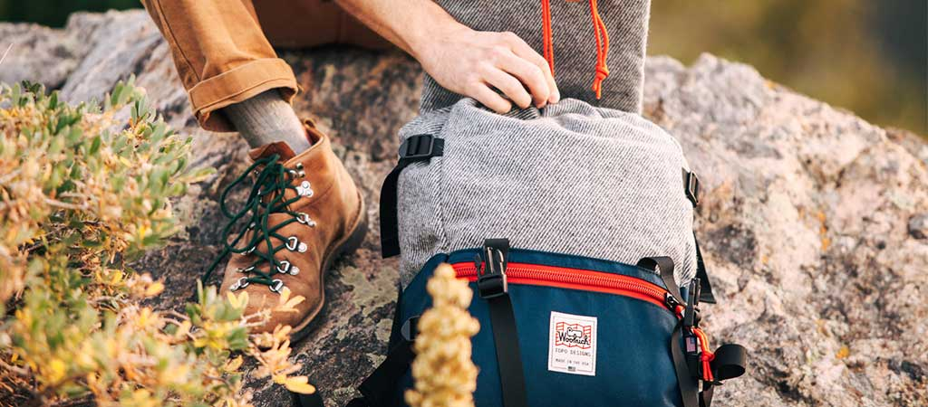 ROVER PACK BY WOOLRICH