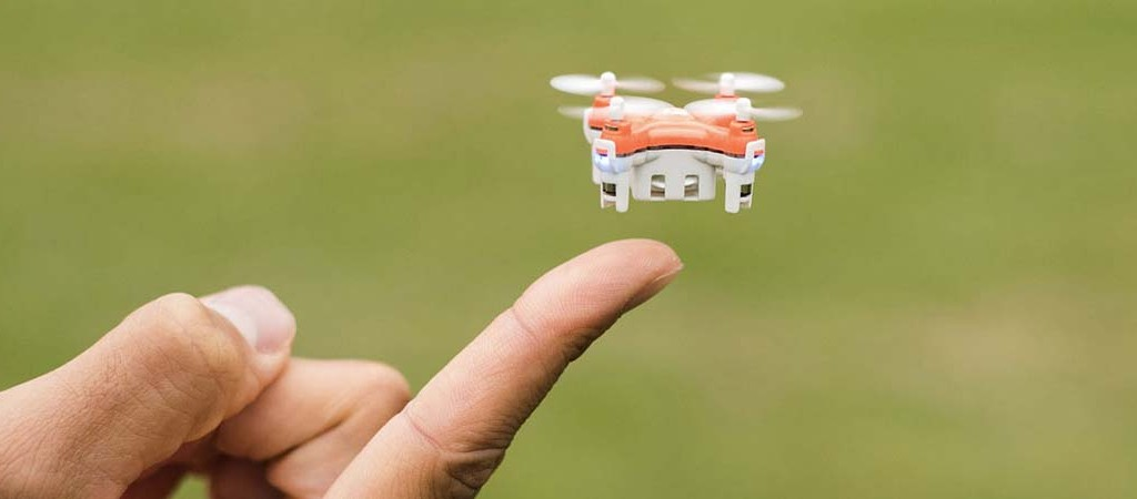 SKEYE The world's smallest drone