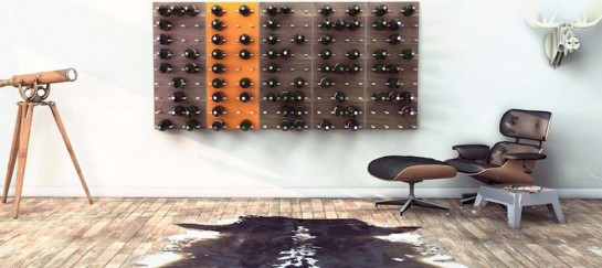 STACT MODULAR WINE RACK
