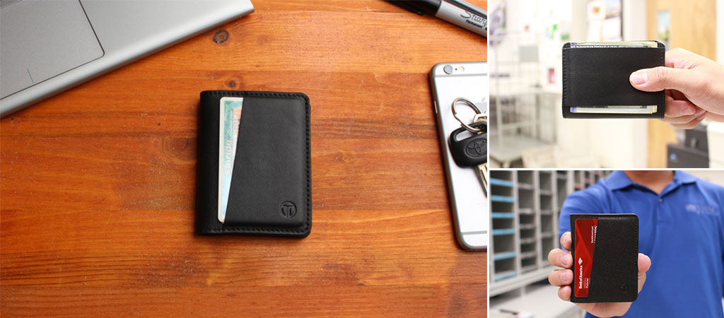 Slim 360 wallet