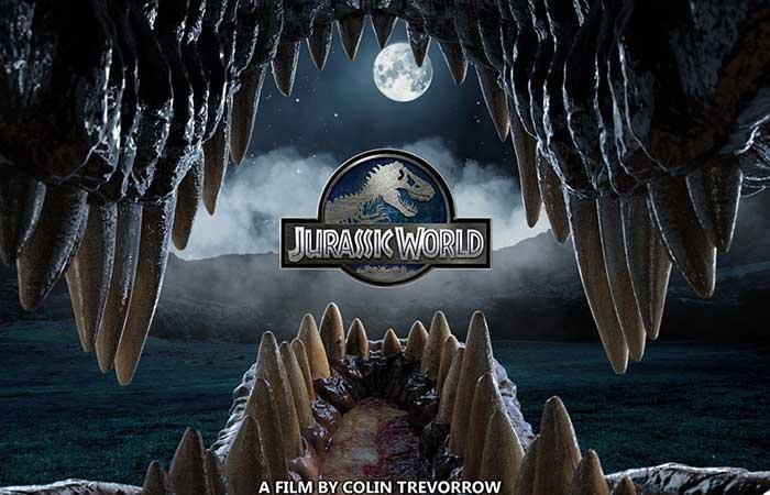 Jurassic World poster