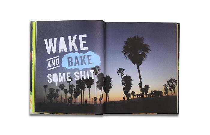 Wake And Bake Some Shit Page From Thug Kitchen