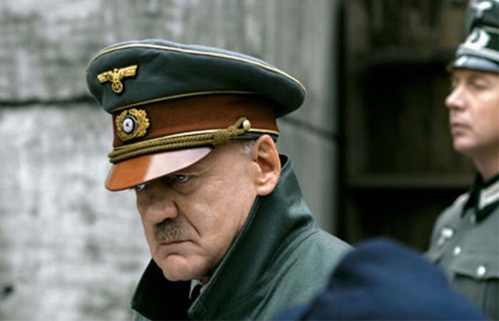 Adolf Hitler in Downfall