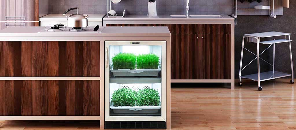 URBAN CULTIVATOR AUTOMATED KITCHEN GARDEN