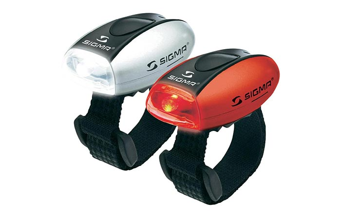 Sigma Micro Combo Bicycle Safety Lights