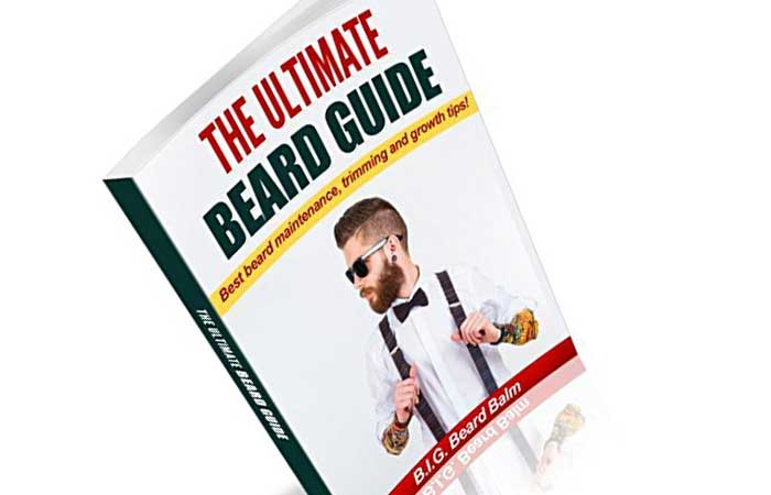 The ultimate beard guide book