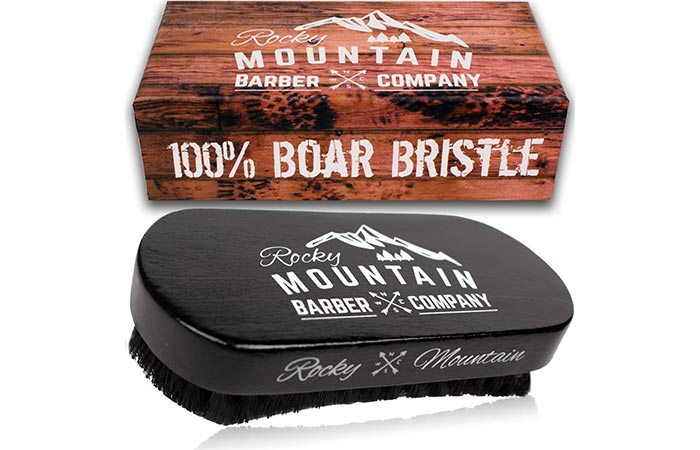 100 Boar Bristle Beard Brush