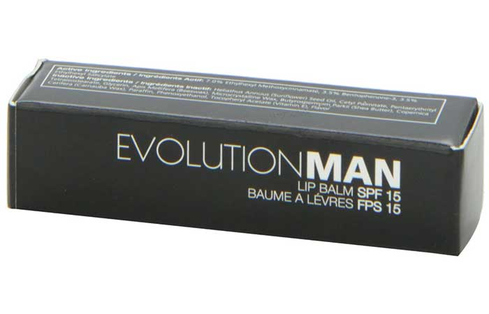 Evolution Man lip balm