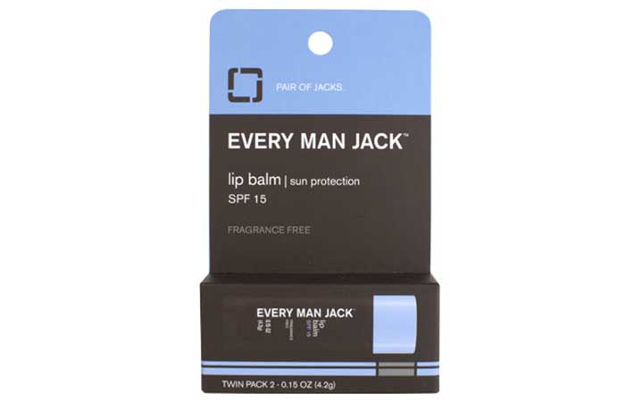 Every Man Jack Lip Balm