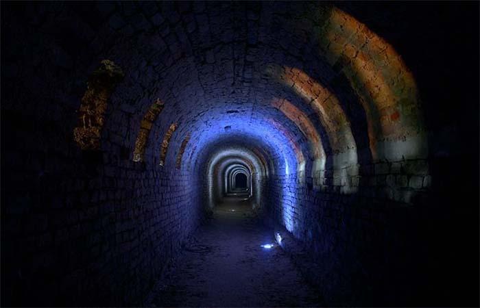 Petrovaradin underground tunnels
