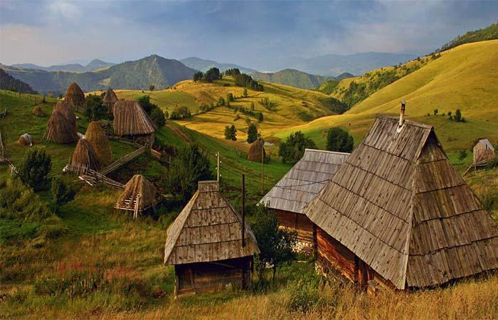 Ethnic Village Sirogojno