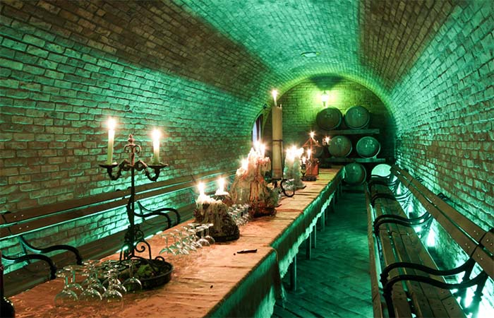 Wine Cellar Palic