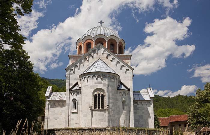 Studenica monastery Serbia