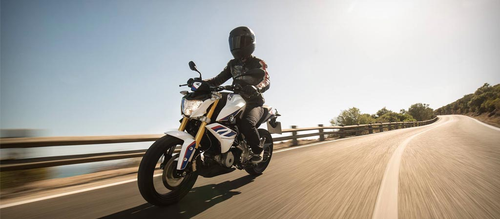 BMW G310 R Motorcycle