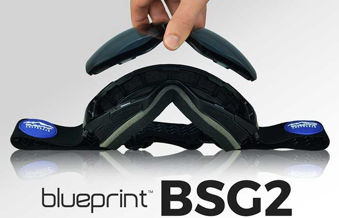 BSG2 Magnetic Lens Snowboard Goggles