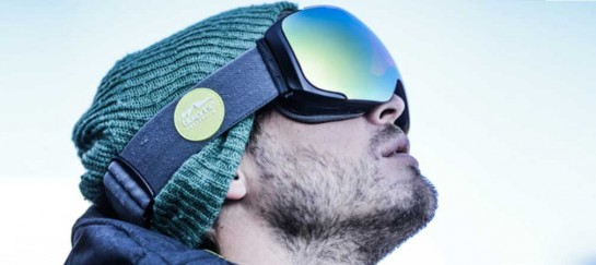 BSG2 Magnetic Lens Snowboard Goggles | By Blueprint Eyewear