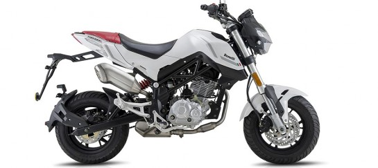 Benelli Tornado Naked T | A Monster Among The Monkey Bikes