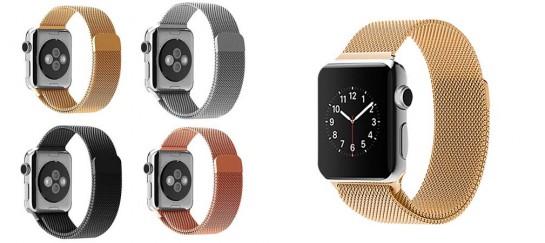 Bluestein Milanaise Wrist Band for Apple Watch