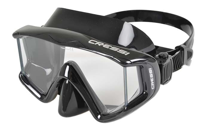 Cressi Panoramic Wide View Mask
