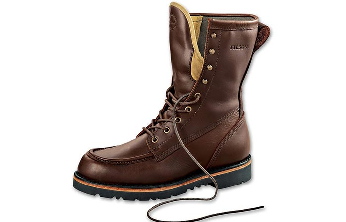 Filson Men's Water-repellant Uplander Boot Unlaced