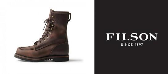 Filson Men's Water-Repellant Uplander Boot