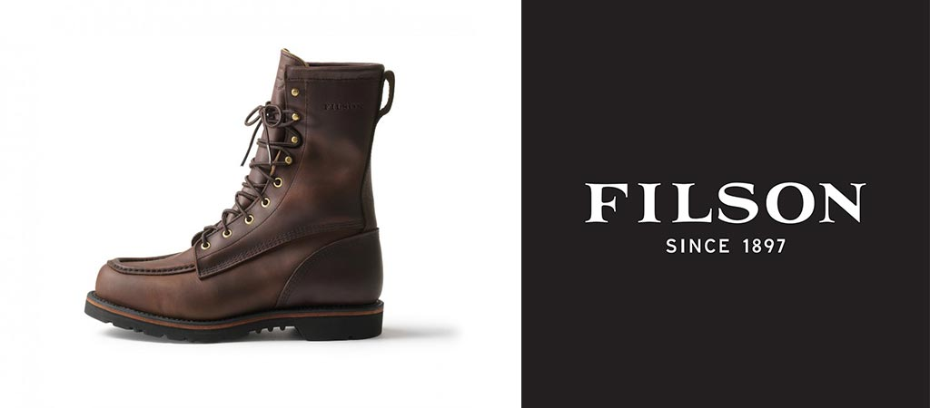 Filson Men's Water-repellant Uplander Boot