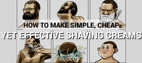 5 DIY Homemade Shaving Cream Recipes (For Men And Women)