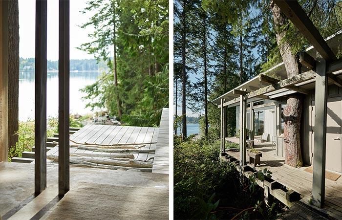 Jim Olson's Cabin Retreat