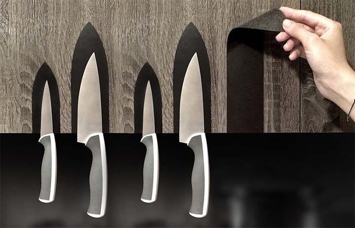 Mag Stickers Fit The Shape Of Your Knives