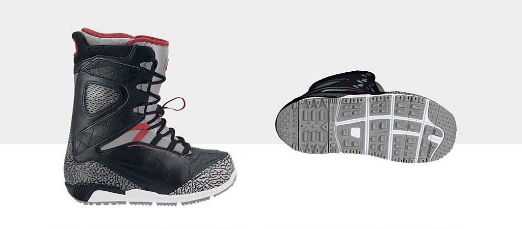 Nike Zoom Kaiju Mens Snowboard Boots