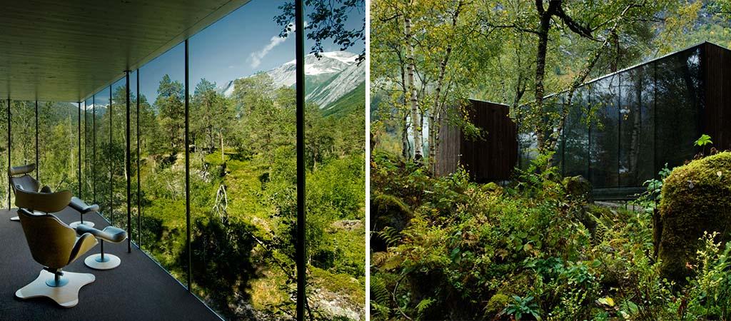 Norway's Juvet Landscape Hotel