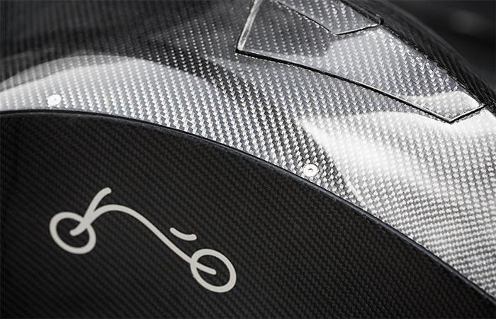 The Carbon Fiber Box Of Ono Archont Elektro Bicycle