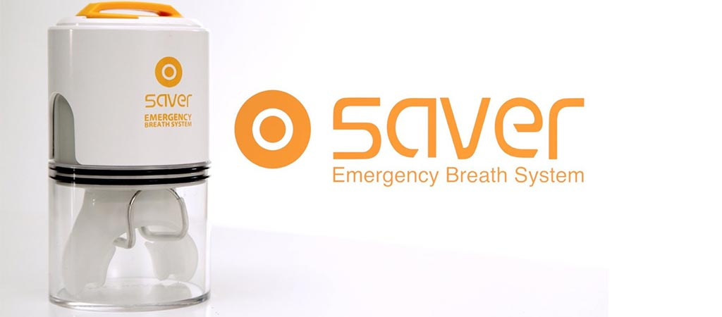 Saver Emergency Breath System By Safety iQ